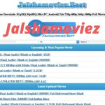 Jalshamoviez 2021 Website for Downloading Hollywood HD movies